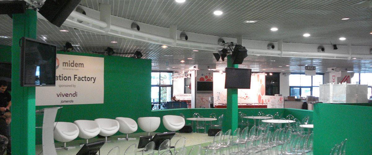 Dsev des stands et vous installation stand salon v nementiel for Stand evenementiel salon